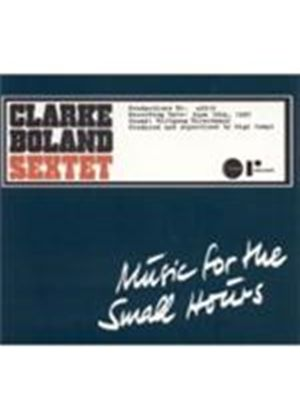 Kenny Clarke & Francy Boland Sextet - Music For Small Hours (Music CD)