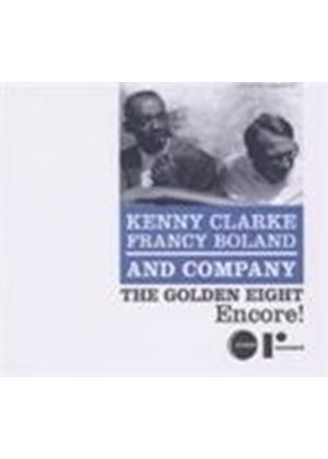 Kenny Clarke & Francy Boland/Company - Golden Eight Encore, The (Music CD)