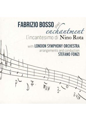 Fabrizio Bosso - Plays Enchantment - Film Music of Nino Rota/LSO (Music CD)