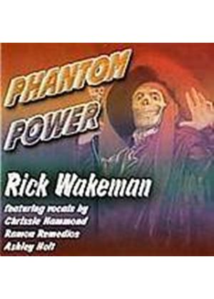 Rick Wakeman - Phantom Power (Music CD)