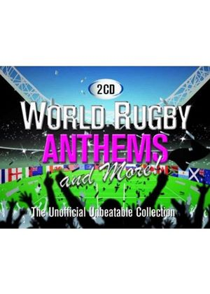 Various Artists - World Rugby Anthems & More (Music CD)