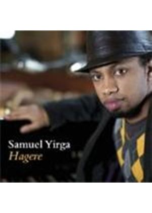 Samuel Yirga - Hagere (Music CD)
