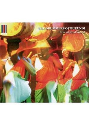 Drummers of Burundi - Drummers of Burundi (Live at Real World/Live Recording) (Music CD)