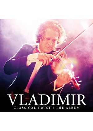 Vladimir - Classical Twist (The Album) (Music CD)
