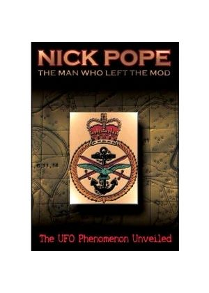 Nick Pope - The Man Who Left The Mod