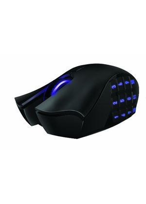 Razer Naga MMO Epic Wireless 5600DPI Gaming Mouse