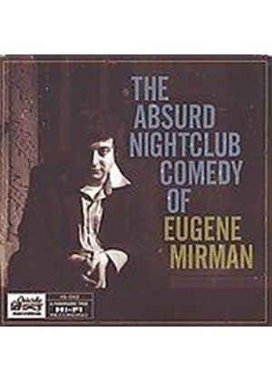 Eugene Mirman - Absurd Nightclub Comedy Of... ,The