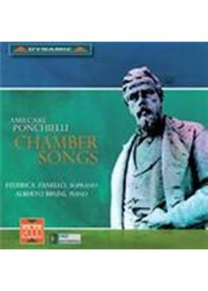 Ponchielli: Chamber Songs (Music CD)