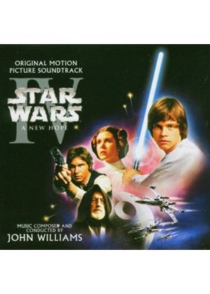 Original Soundtrack - Episode IV - A New Hope (Williams) (Music CD)