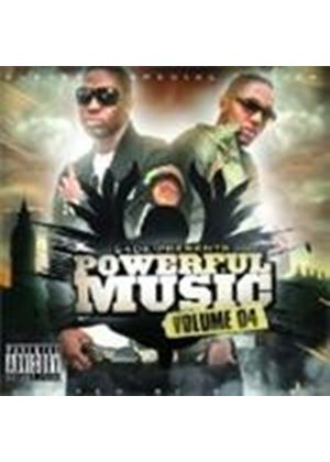 Various Artists - S4K Presents Powerful Music Vol. 4 (Music CD)
