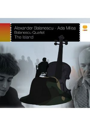 Alexander Balanescu & Ada Milea With The Balanescu Quartet - The Island (Music CD)