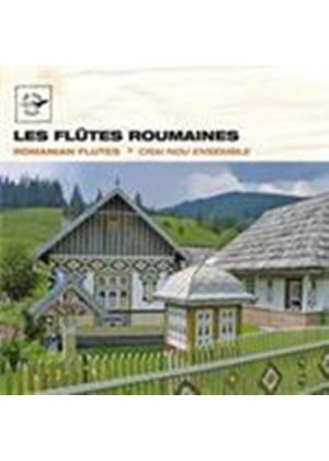 Crai Nou Ensemble - Romanian Flutes (Music CD)