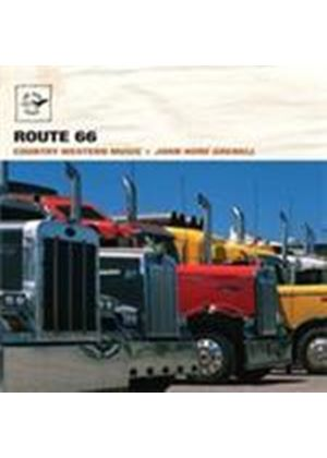 John Hore Grenell - Route 66 (Music CD)