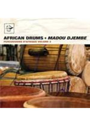 Madou Djembe - African Drums Vol.2 (Music CD)