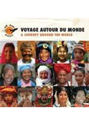 Various Artists - Journey Around The World, A (Music CD)