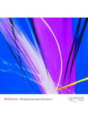Beethoven: String Quartets Op. 18, Vol. 1 (Music CD)