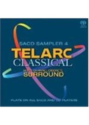 Various Artists - Telarc Classical Sacd Sampler 4 (Sacd)