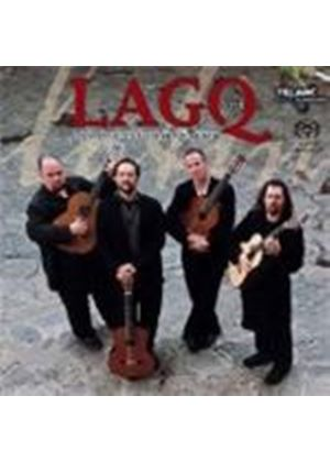 Los Angeles Guitar Quartet - LAGQ Latin [Hybrid SACD]