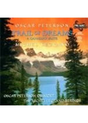 Oscar Peterson & Michel Legrand - Trail Of Dreams (A Canadian Suite) [Hybrid SACD]
