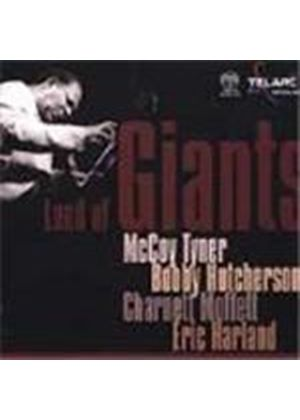 McCoy Tyner - Land Of Giants [Hybrid SACD]