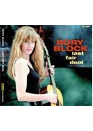 Rory Block - Last Fair Deal [SACD]