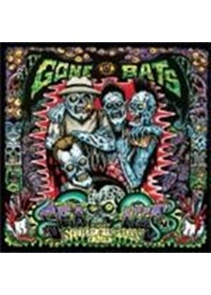 Stitch Hopeless & The Sea Legs - Gone Bats (Music CD)