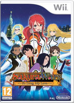 Sakura Wars - So Long, My Love (Wii)