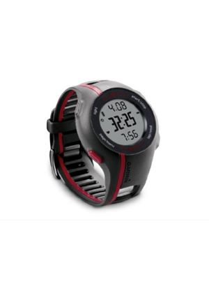 Forerunner 110 GPS Enabled Mens Sports Watch with Heart Rate Monitor