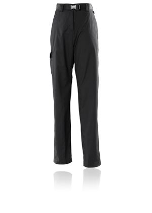 Women's Hill Lined Trouser - Pure Black