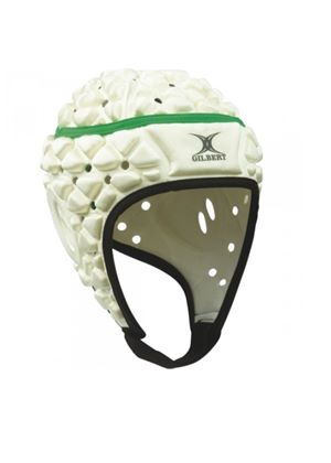 Xact Rugby Headguard - White