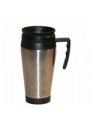 Deluxe Steel Travel Mug