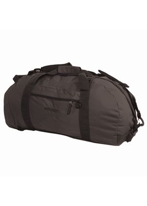 Loader 65 Litre Cargo Bag Military/Army Holdall - Black