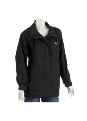 Coral Reiff Womens Outdoor Jacket - Black