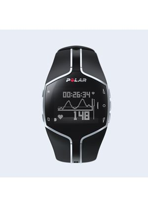 FT80 Fitness Heart Rate Monitor Watch - Black Dial