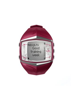 Ladies FT60F Heart Rate Monitor (with chest strap)