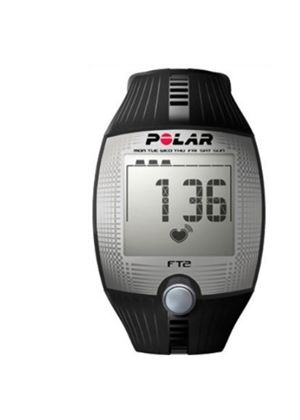 FT2 Heart Rate Monitor - Black