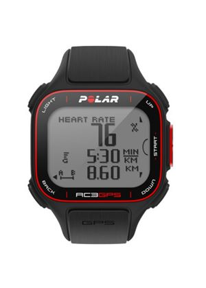 RC3 GPS Speed Distance System with Heart Rate Monitor