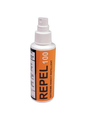 100% Deet Mosquito Repellent - 120ml Spray Bottle