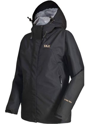 Bravo Ladies DLX Jacket - Black