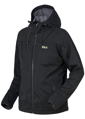 Men's Sofokles DLX Jacket - Black