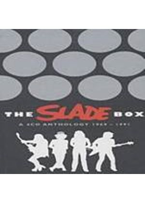 Slade - The Slade Box - A 4CD Anthology 1969 - 1991 (Music CD)