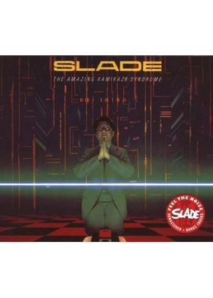 Slade - The Amazing Kamikaze Syndrome (Music CD)