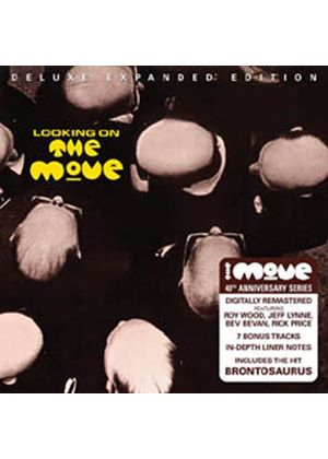 The Move - Looking On (Music CD)