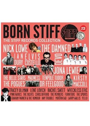 Various Artists - Born Stiff (The Stiff Records Collection) [Digipak] (Music CD)