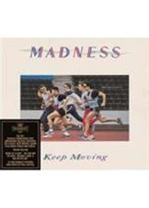 Madness - Keep Moving (Music CD)