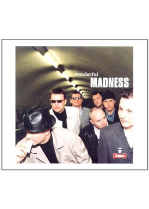 Madness - Wonderful (Music CD)