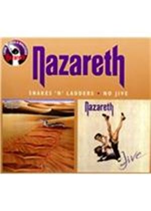 Nazareth - Snakes 'n' Ladders/No Jive (Music CD)