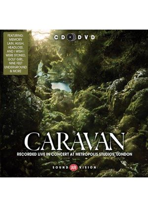 Caravan - Live in Concert at Metropolis Studios, London (Live Recording/+DVD)