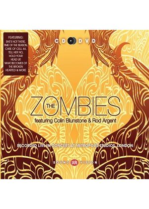Zombies (The) - Live in Concert at Metropolis Studios, London (Live Recording/+DVD)