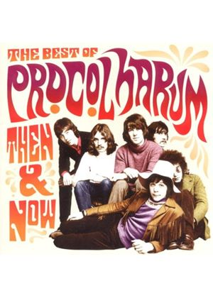 Procol Harum - Then And Now (The Best Of Procol Harum) (Music CD)